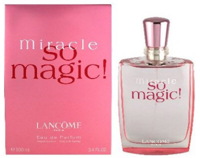 Miracle So Magic! by Lancome for Women 3.4 oz Eau de Parfum Spray
