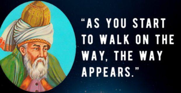 Preguntas a Rumi sobre la Vida