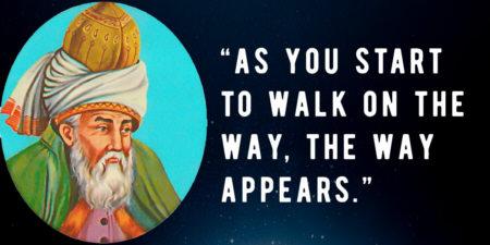 Rumi The Great Persian Poet