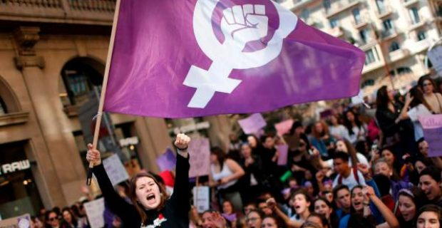 Violeta: el color del feminismo