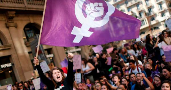 Violeta, el color del feminismo