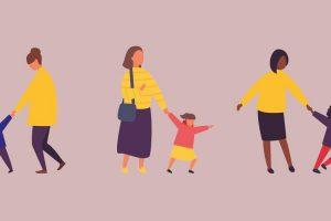 Ser mamá es un trabajo de tiempo completo