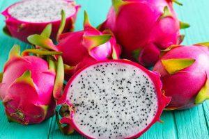 Fruta del dragon para la salud