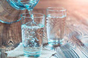 toma más agua durante el día