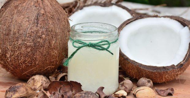 Aceite de coco para un cabello perfecto