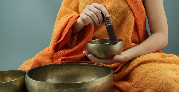 Cuencos tibetanos: la magia del sonido