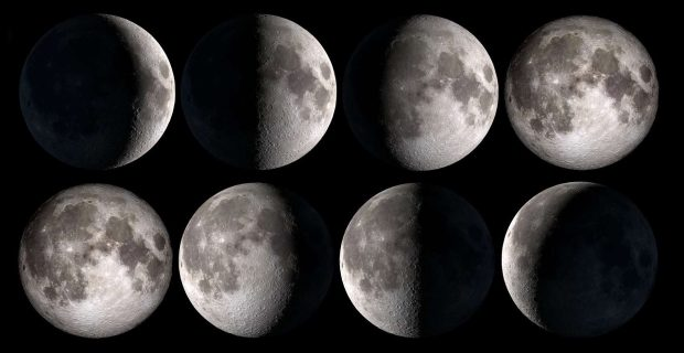 Conoce el significado de las fases de la luna