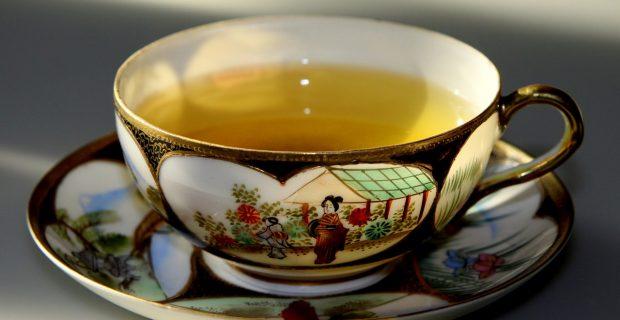 Los colores del té