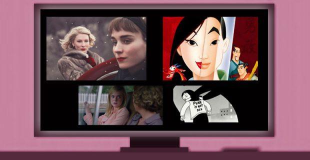 10 películas feministas que no te puedes perder